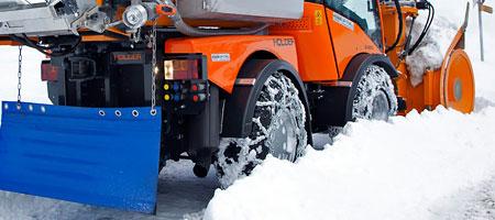 Winterdienstmaschinen